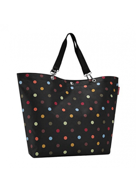 SAC DE PLAGE SHOPPER XL DOTS