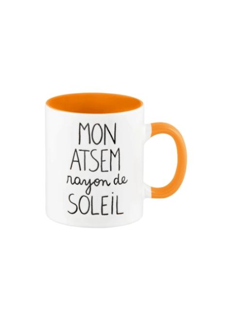 MUG ATSEM MON RAYON DE SOLEIL DLP