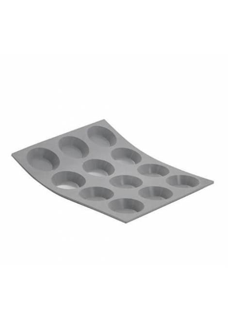 MOULE ELASTOMOULE 12 MINI-TARTELETTES DE BUYER