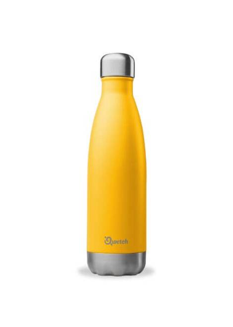 BOUTEILLE ISOTHERME SAFRAN 500ML QWETCH