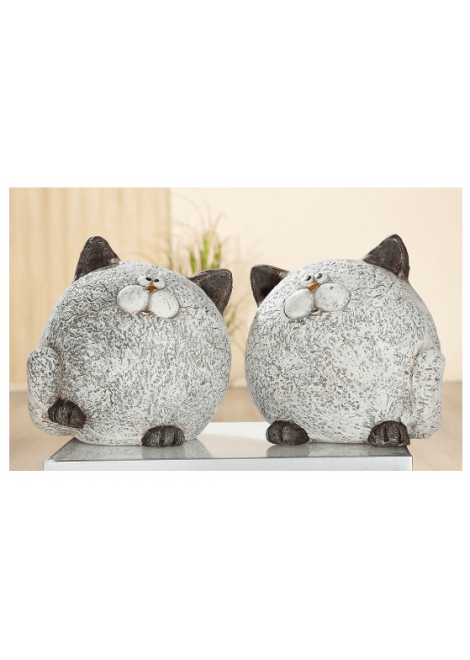 STATUE CHAT BUFFY H26CM GILDE
