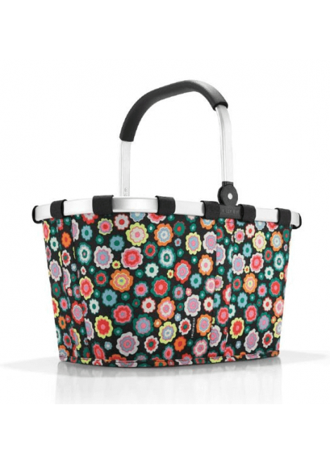PANIER A COURSE CARRYBAG HAPPY FLOWERS REISENTHEL