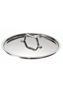 COUVERCLE CHEF INOX 16 CM