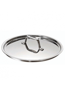 COUVERCLE CHEF INOX 18 CM