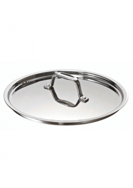 COUVERCLE CHEF INOX 20 CM