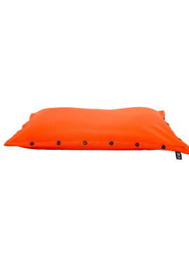 POUF PISCINE ORANGE 100