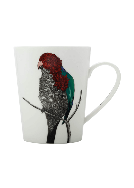 MUG PERROQUET 450ML
