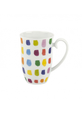 MUG SPLASH OFCOLORS 300ML
