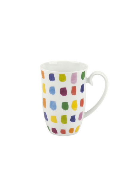MUG SPLASH OF COLORS 300ML