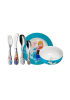 SET ENFANT 6 PIECES REINE DES NEIGES