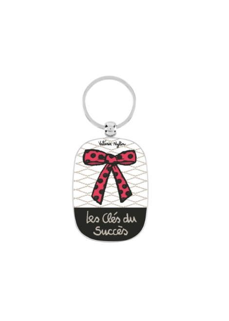 PORTE CLES MISS CHIC