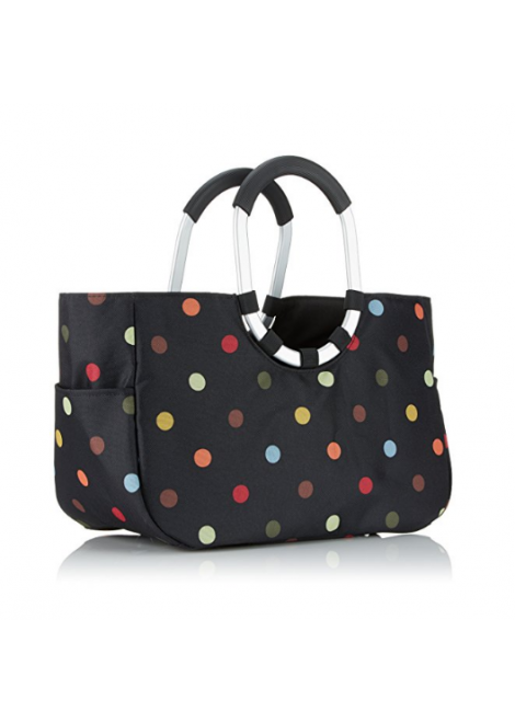 SAC A COURSE LOOPSHOPPER M DOTS