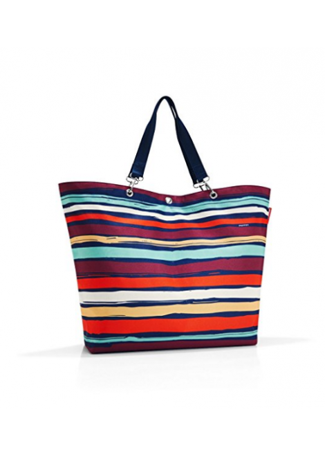 SAC A BRETELLE SHOPPER XL ARTIST STRIPES