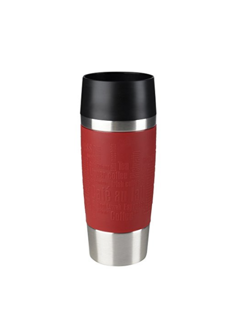 THERMO MUG ROUGE 0.36L