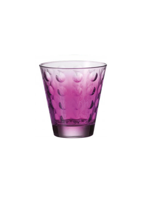GOBELET HAUT OPTIC FUSHIA