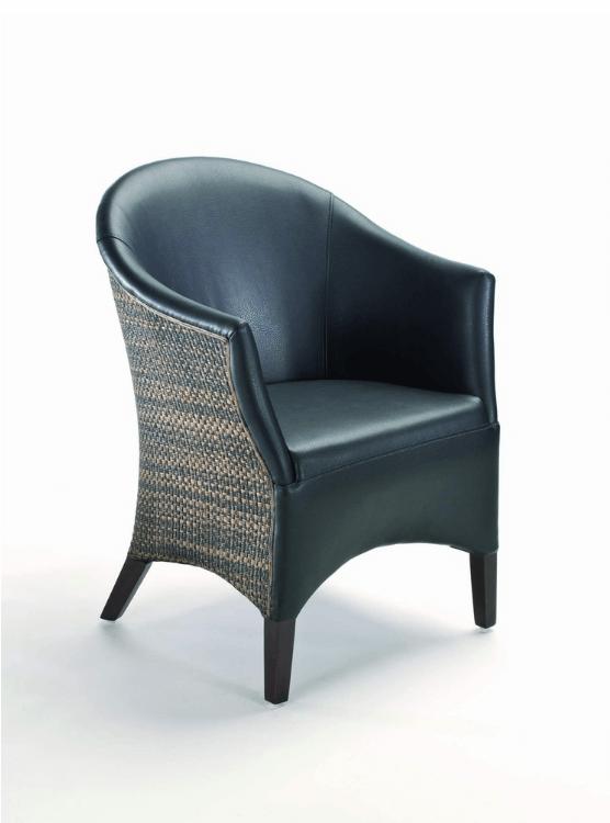 fauteuil-luigi-gris-noir